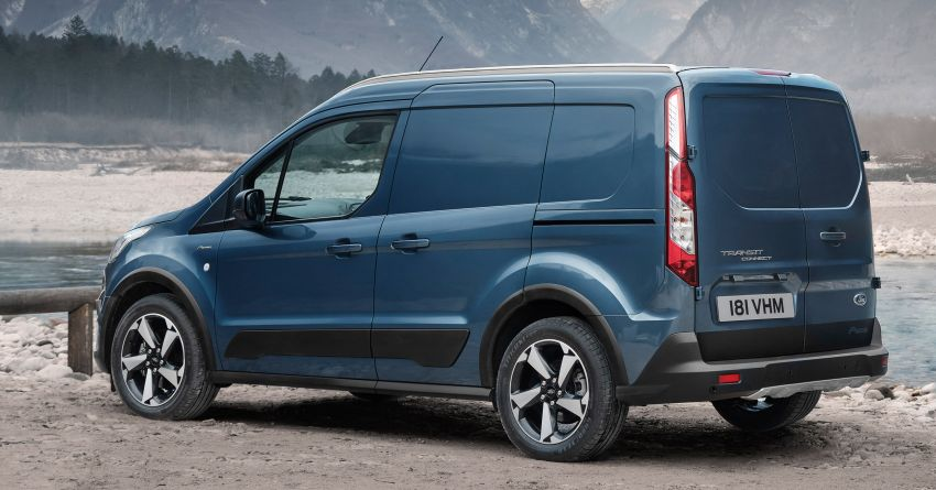 Ford Tourneo Connect and Transit Connect receive new Active variants – rugged lifestyle people movers Image #1150830