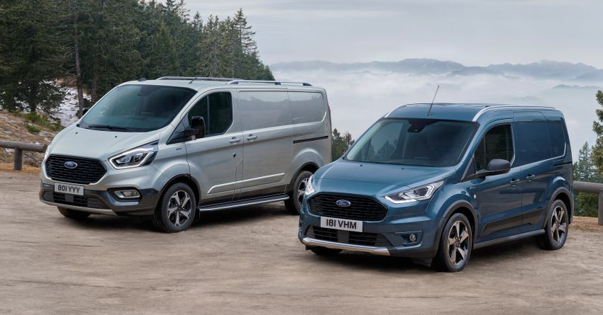 Ford Tourneo Connect and Transit Connect receive new Active variants – rugged lifestyle people movers Image #1150832