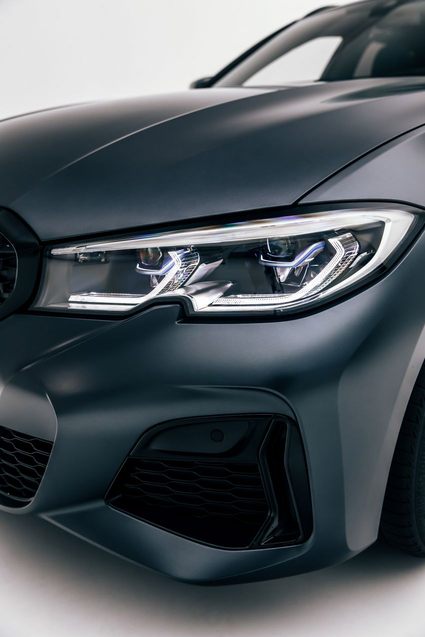 GALLERY: G21 BMW M340i xDrive Touring First Edition – 374 PS and 500 Nm; limited to just 340 units Image #1151197