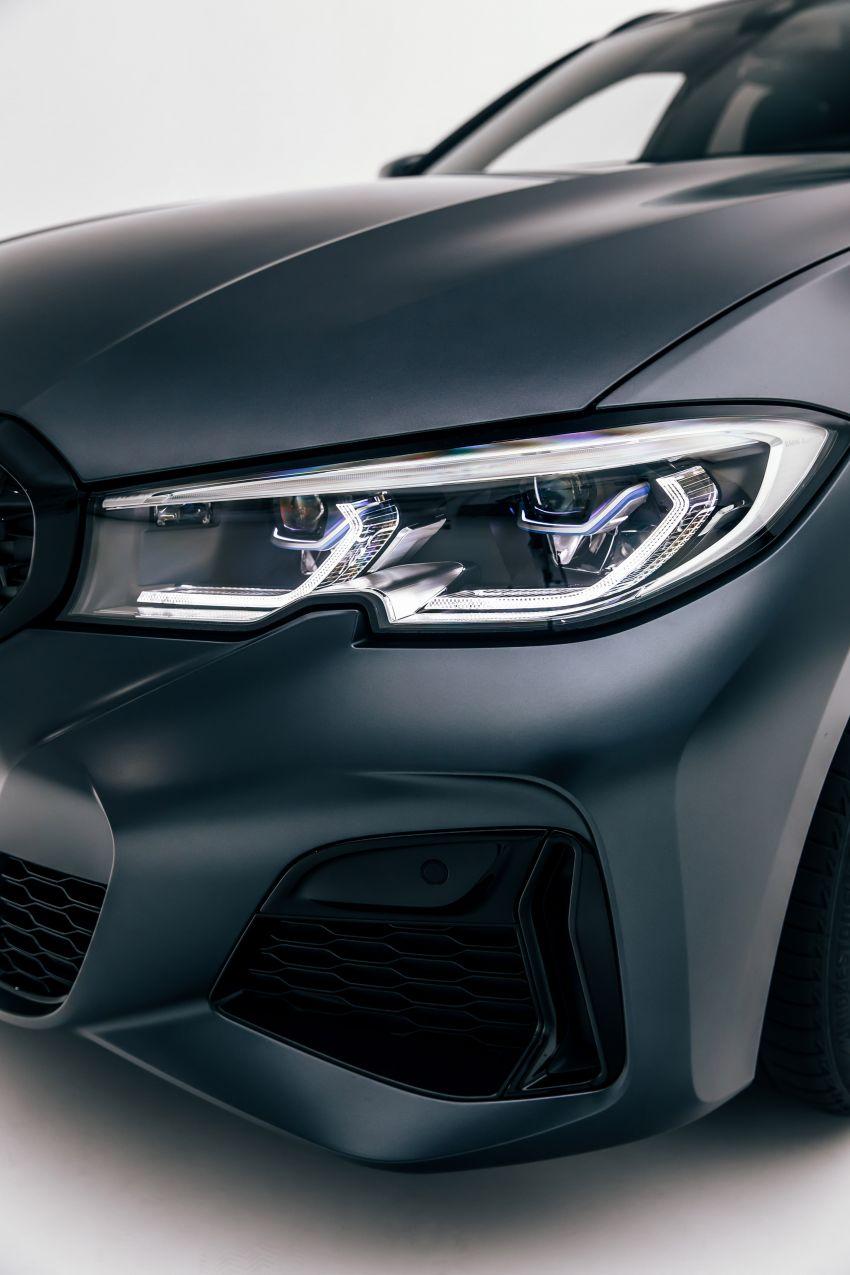 BMW M340i xDrive Touring G21 First Edition – edisi terhad 340 unit, enjin 3.0L turbo 369 hp, 500 Nm tork Image #1151395