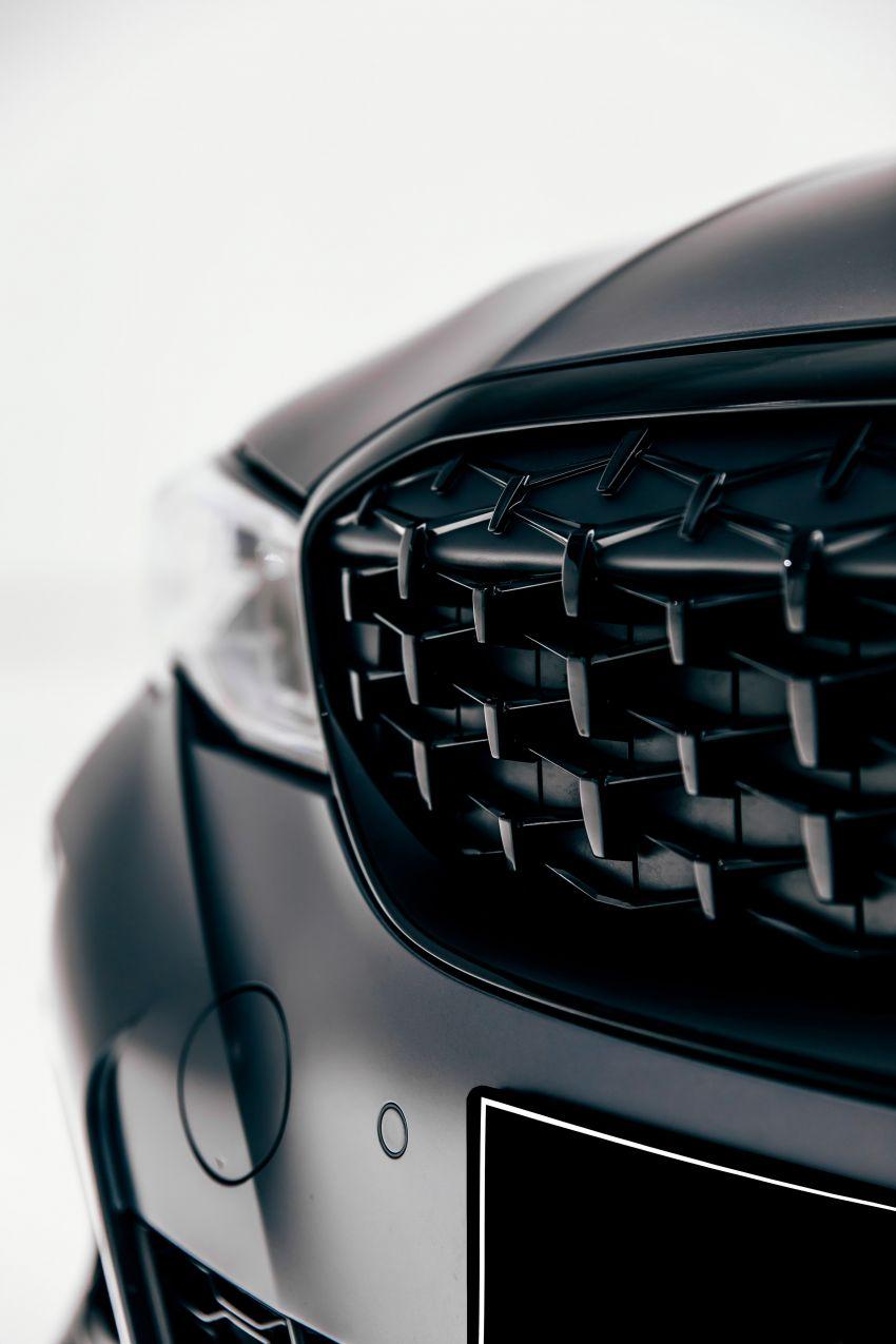 BMW M340i xDrive Touring G21 First Edition – edisi terhad 340 unit, enjin 3.0L turbo 369 hp, 500 Nm tork Image #1151391