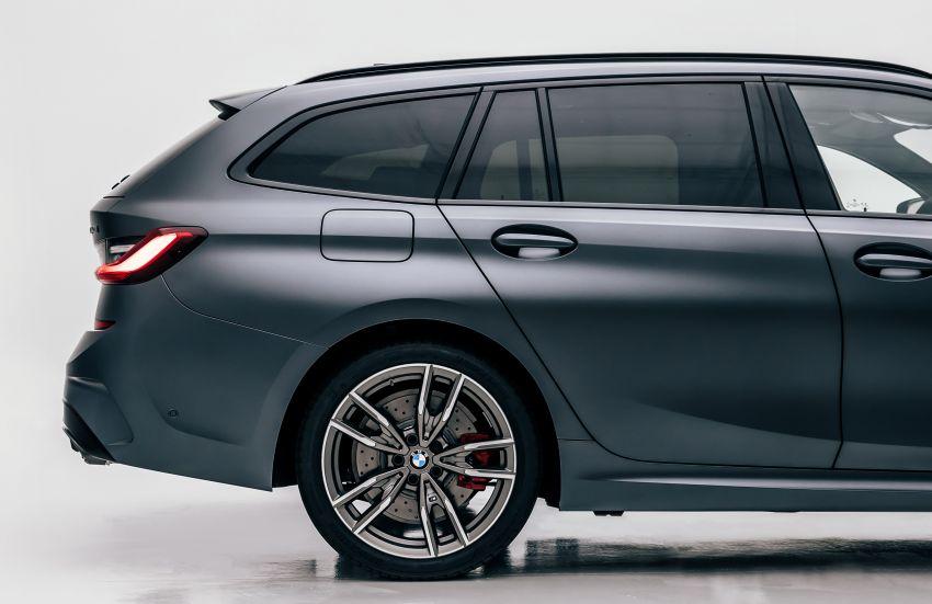 BMW M340i xDrive Touring G21 First Edition – edisi terhad 340 unit, enjin 3.0L turbo 369 hp, 500 Nm tork Image #1151385