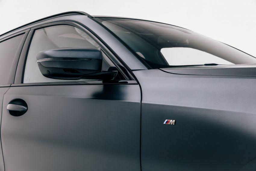 BMW M340i xDrive Touring G21 First Edition – edisi terhad 340 unit, enjin 3.0L turbo 369 hp, 500 Nm tork Image #1151382