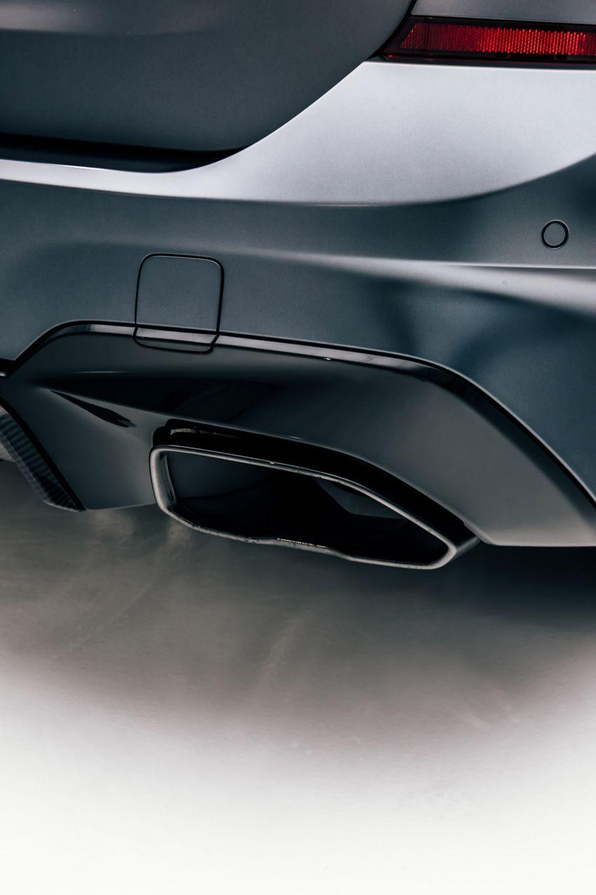 BMW M340i xDrive Touring G21 First Edition – edisi terhad 340 unit, enjin 3.0L turbo 369 hp, 500 Nm tork Image #1151378