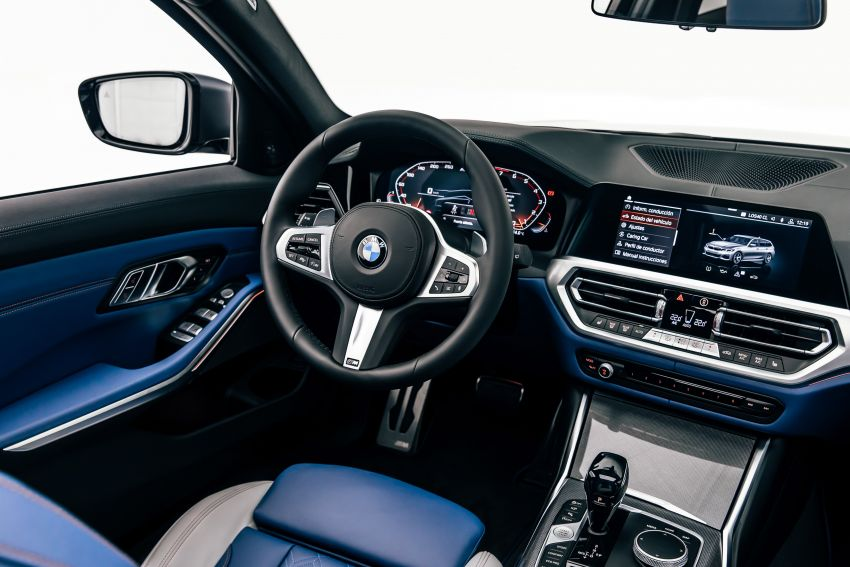 BMW M340i xDrive Touring G21 First Edition – edisi terhad 340 unit, enjin 3.0L turbo 369 hp, 500 Nm tork Image #1151375