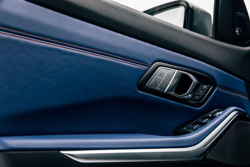 BMW M340i xDrive Touring G21 First Edition – edisi terhad 340 unit, enjin 3.0L turbo 369 hp, 500 Nm tork Image #1151374