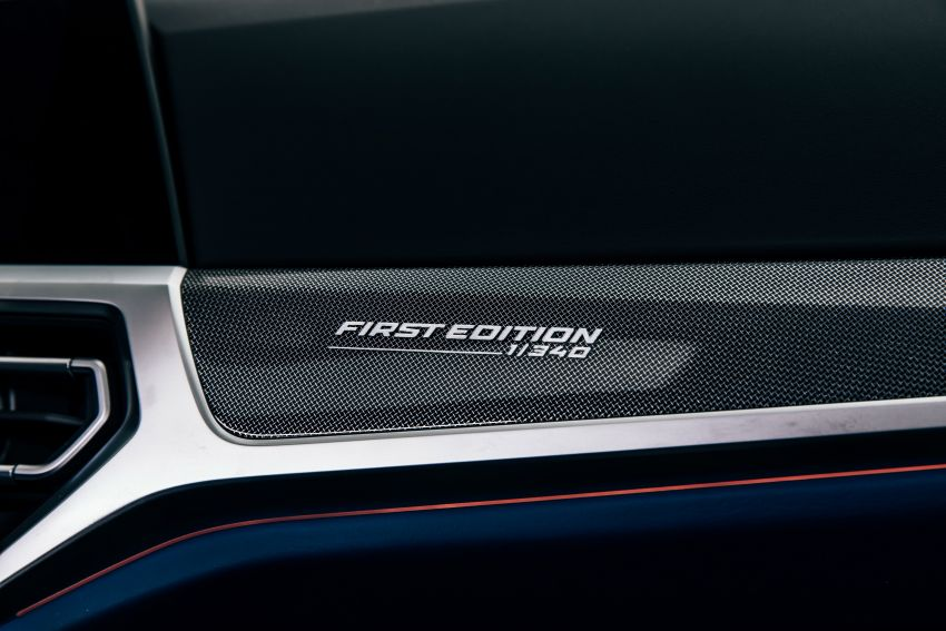 GALLERY: G21 BMW M340i xDrive Touring First Edition – 374 PS and 500 Nm; limited to just 340 units Image #1151220