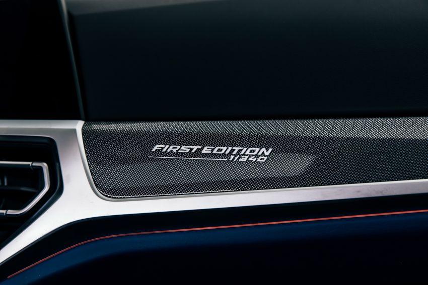 BMW M340i xDrive Touring G21 First Edition – edisi terhad 340 unit, enjin 3.0L turbo 369 hp, 500 Nm tork Image #1151368