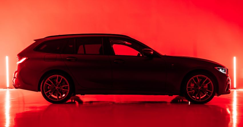 GALLERY: G21 BMW M340i xDrive Touring First Edition – 374 PS and 500 Nm; limited to just 340 units Image #1151226