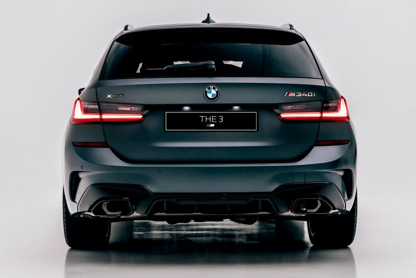GALLERY: G21 BMW M340i xDrive Touring First Edition – 374 PS and 500 Nm; limited to just 340 units Image #1151189