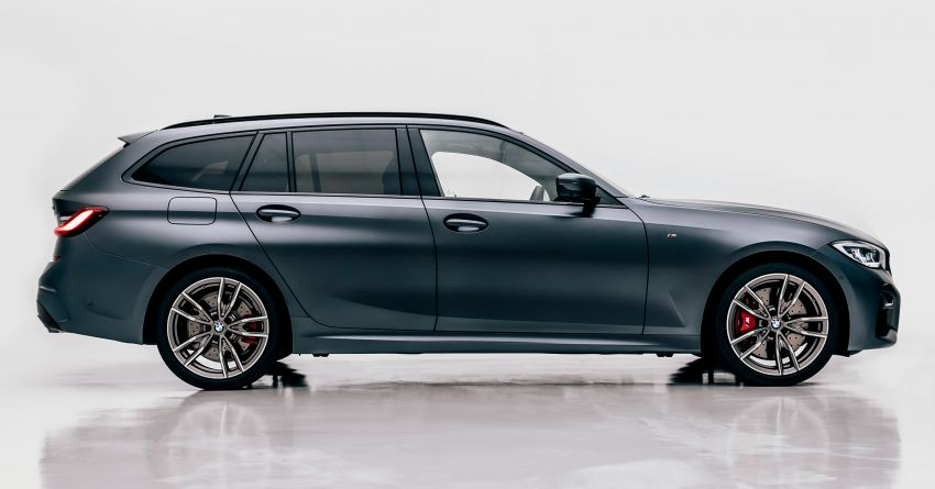 GALLERY: G21 BMW M340i xDrive Touring First Edition – 374 PS and 500 Nm; limited to just 340 units Image #1151190