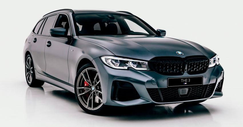 GALLERY: G21 BMW M340i xDrive Touring First Edition – 374 PS and 500 Nm; limited to just 340 units Image #1151191