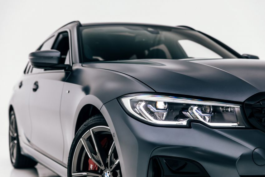 BMW M340i xDrive Touring G21 First Edition – edisi terhad 340 unit, enjin 3.0L turbo 369 hp, 500 Nm tork Image #1151399