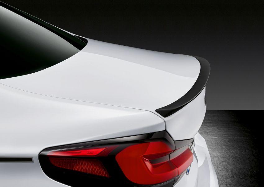 BMW M5 LCI F90 – pilihan aksesori M Performance Image #1153288