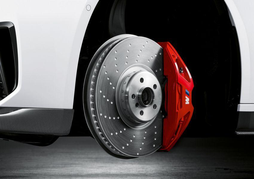 BMW M5 LCI F90 – pilihan aksesori M Performance Image #1153294