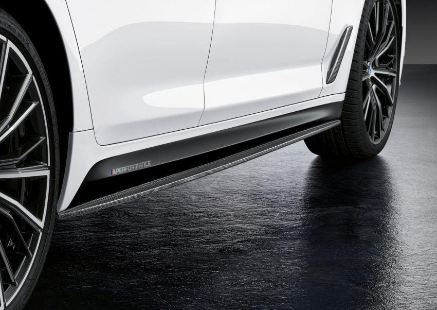 BMW M5 LCI F90 – pilihan aksesori M Performance Image #1153296