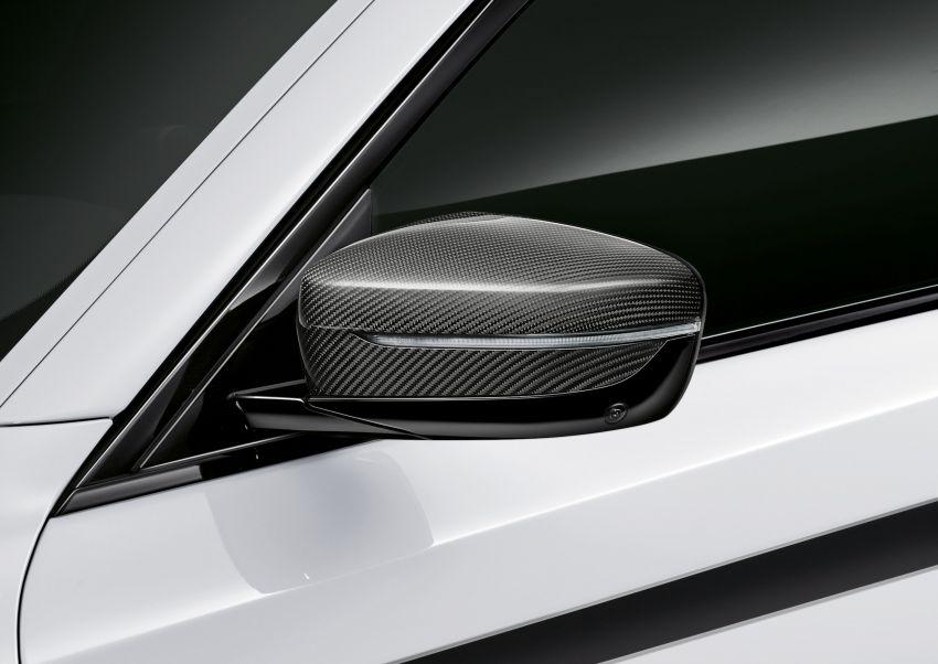 BMW M5 LCI F90 – pilihan aksesori M Performance Image #1153277