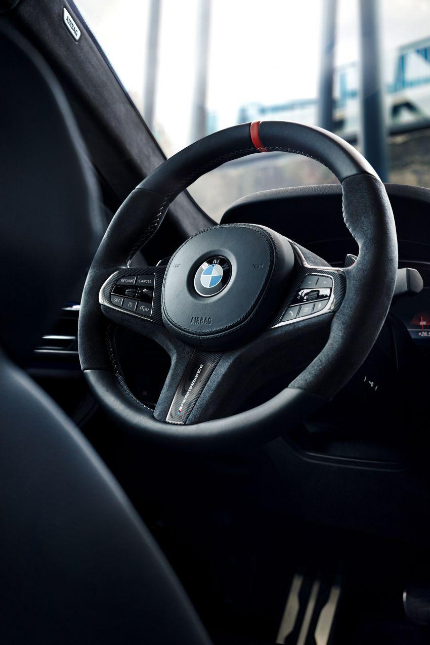 BMW M5 LCI F90 – pilihan aksesori M Performance Image #1153325