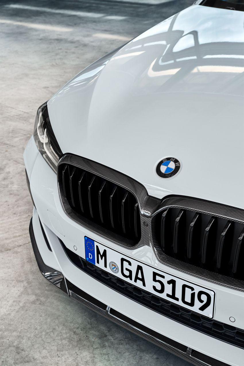 BMW M5 LCI F90 – pilihan aksesori M Performance Image #1153328