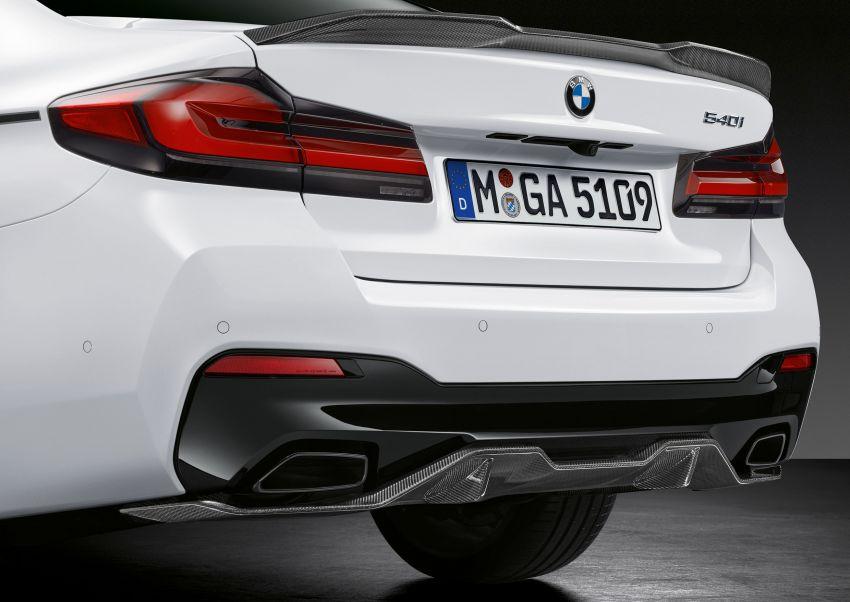BMW M5 LCI F90 – pilihan aksesori M Performance Image #1153282