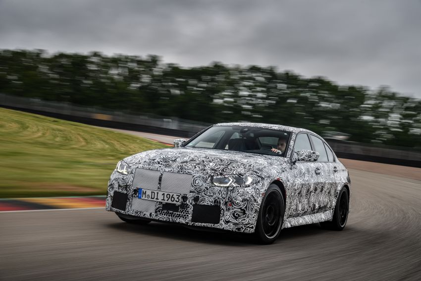 G80 BMW M3, G82 M4 first details – 480 PS with manual, 510 PS Competition with auto, AWD later on Image #1139958