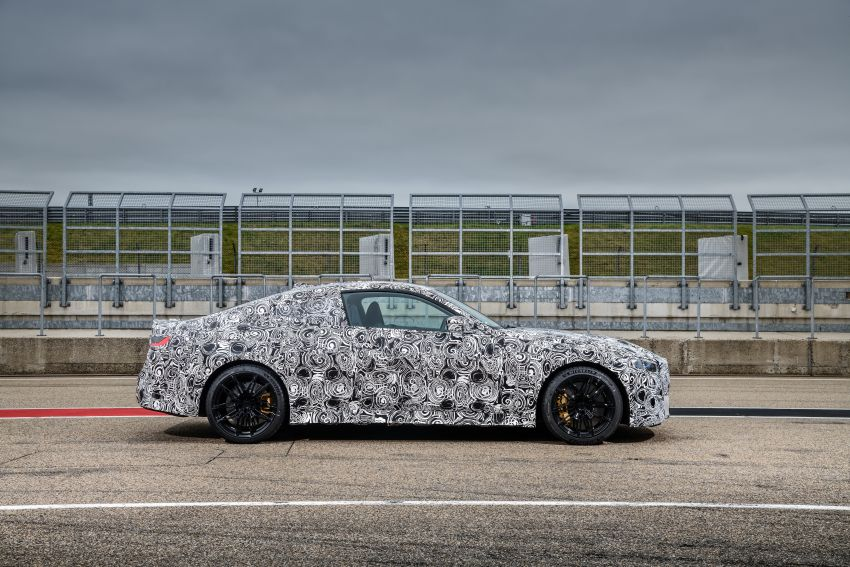 G80 BMW M3, G82 M4 first details – 480 PS with manual, 510 PS Competition with auto, AWD later on Image #1140008