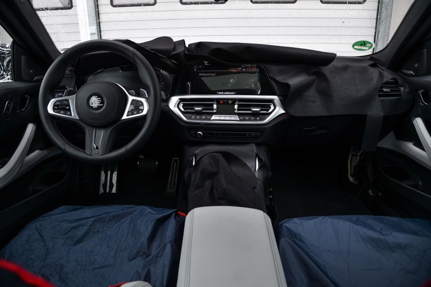 G80 BMW M3, G82 M4 first details – 480 PS with manual, 510 PS Competition with auto, AWD later on Image #1140025