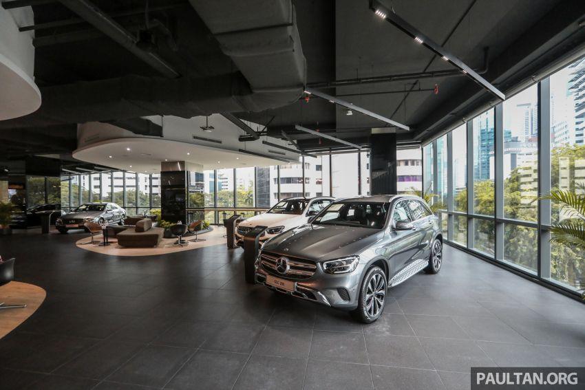 Hap Seng Star KL Autohaus – latest Mercedes-Benz corporate identity; lifestyle boutique and VIP lounge Image #1152841