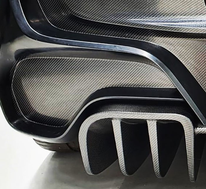 Hennessey Venom F5 – production-spec version teased ahead of Nov debut; 1,817 hp twin-turbo V8 Image #1149108
