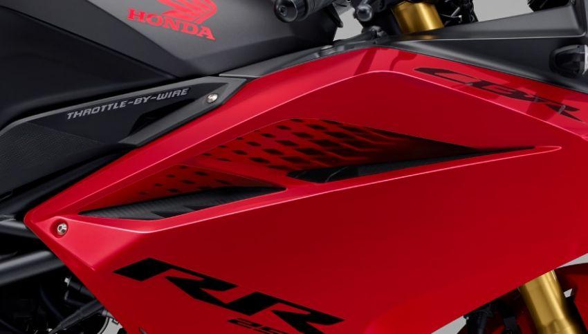 Honda CBR250RR 2020 tiba di Jepun dan Indonesia – kuasa bertambah menjadi 41 PS, siap quickshifter Image #1152036