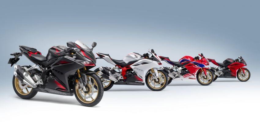 Honda CBR250RR 2020 tiba di Jepun dan Indonesia – kuasa bertambah menjadi 41 PS, siap quickshifter Image #1152035