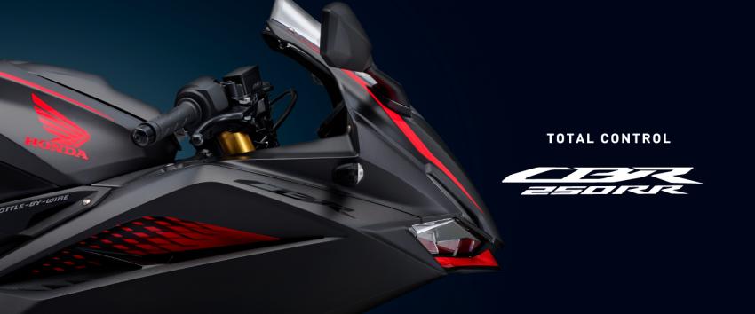 Honda CBR250RR 2020 tiba di Jepun dan Indonesia – kuasa bertambah menjadi 41 PS, siap quickshifter Image #1152038