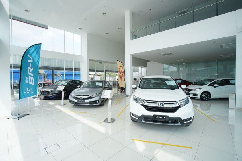 Pusat 3S Honda Elmina Motors dibuka di Shah Alam Image #1145540
