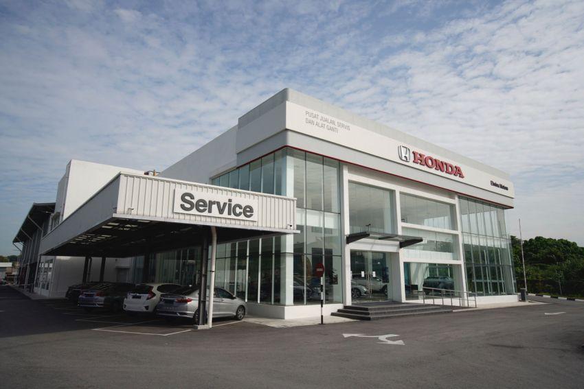 Pusat 3S Honda Elmina Motors dibuka di Shah Alam Image #1145546