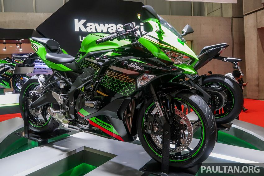 2020 Kawasaki ZX-25R launched in Indonesia – two versions, Standard at RM28,427, SE at RM33,431 Image #1144807