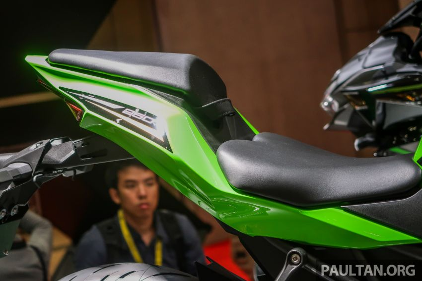 2020 Kawasaki ZX-25R launched in Indonesia – two versions, Standard at RM28,427, SE at RM33,431 Image #1144859