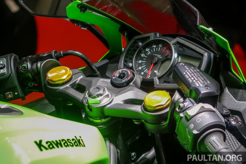 2020 Kawasaki ZX-25R launched in Indonesia – two versions, Standard at RM28,427, SE at RM33,431 Image #1144864