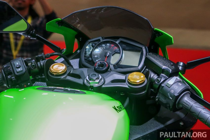 2020 Kawasaki ZX-25R launched in Indonesia – two versions, Standard at RM28,427, SE at RM33,431 Image #1144865