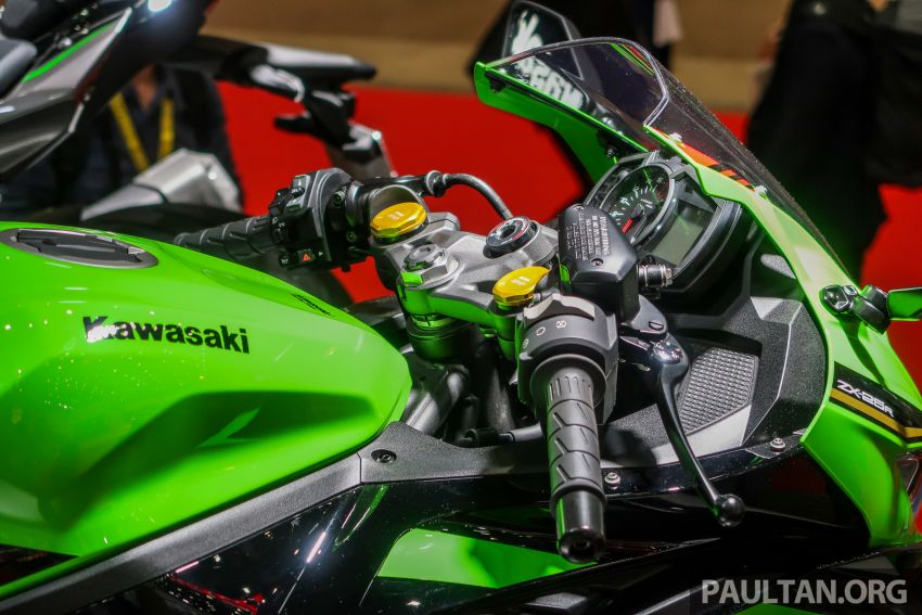 2020 Kawasaki ZX-25R launched in Indonesia – two versions, Standard at RM28,427, SE at RM33,431 Image #1144869