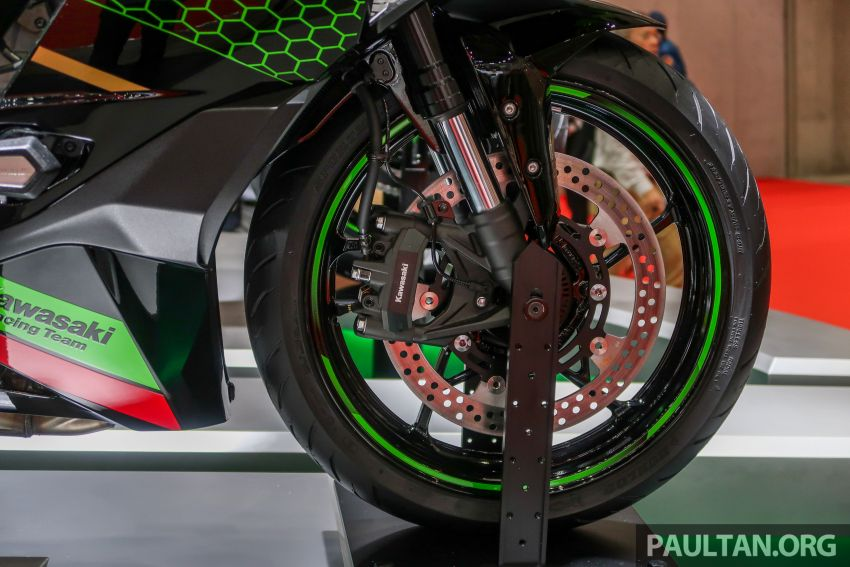 2020 Kawasaki ZX-25R launched in Indonesia – two versions, Standard at RM28,427, SE at RM33,431 Image #1144889