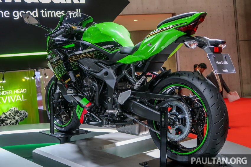 2020 Kawasaki ZX-25R launched in Indonesia – two versions, Standard at RM28,427, SE at RM33,431 Image #1144813
