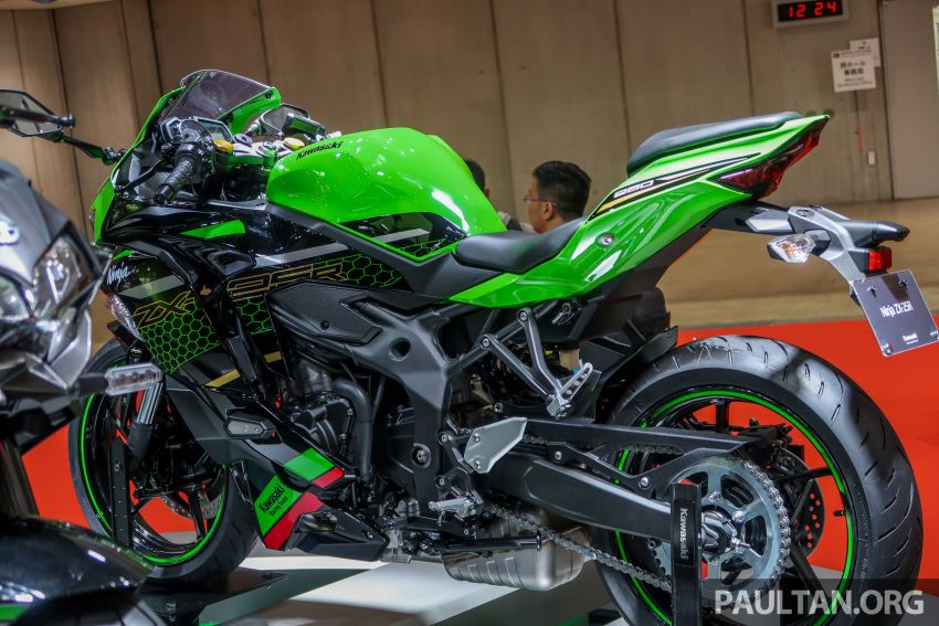 2020 Kawasaki ZX-25R launched in Indonesia – two versions, Standard at RM28,427, SE at RM33,431 Image #1144844