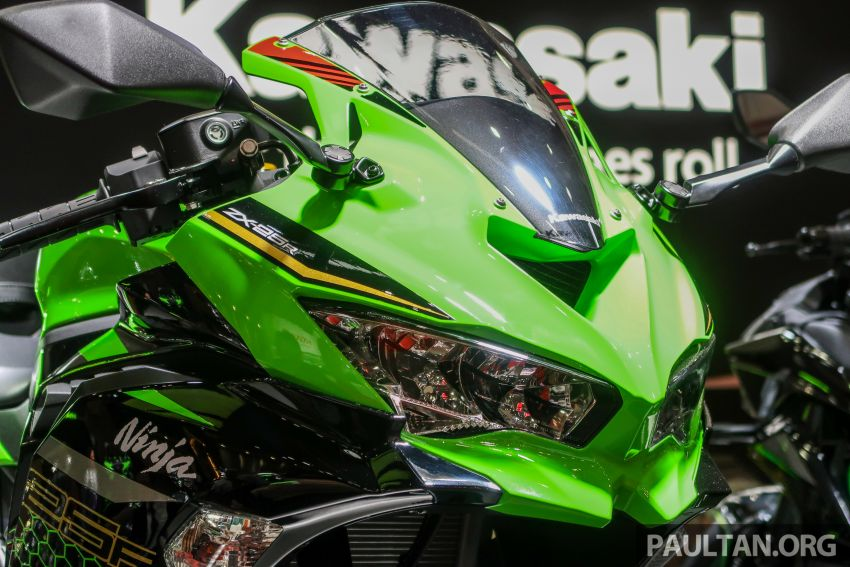 2020 Kawasaki ZX-25R launched in Indonesia – two versions, Standard at RM28,427, SE at RM33,431 Image #1144850