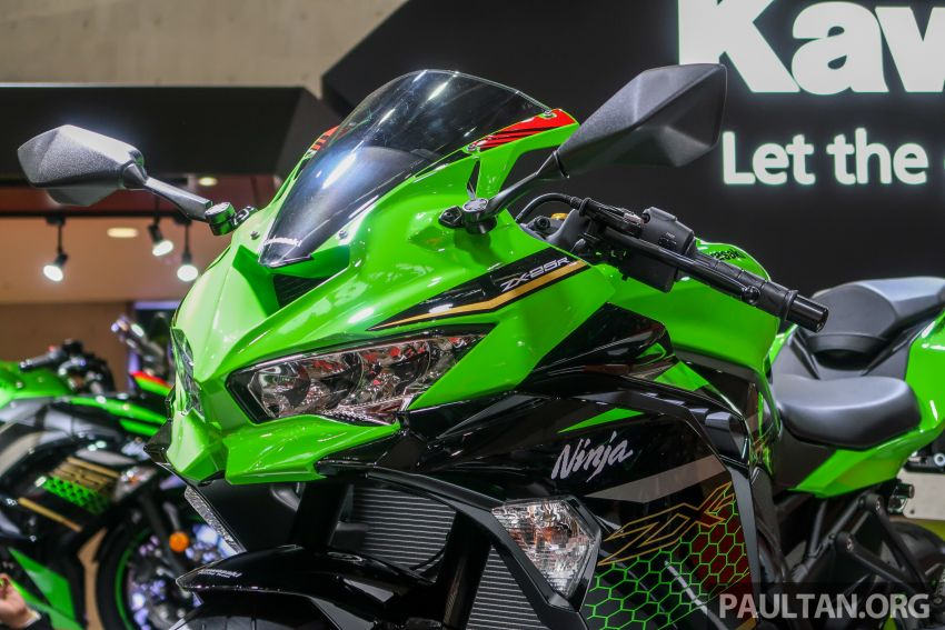 2020 Kawasaki ZX-25R launched in Indonesia – two versions, Standard at RM28,427, SE at RM33,431 Image #1144851