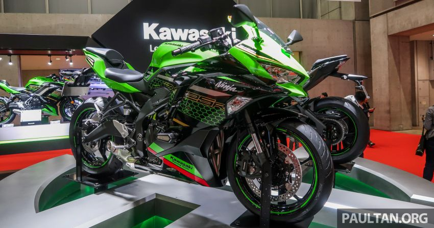 2020 Kawasaki ZX-25R launched in Indonesia – two versions, Standard at RM28,427, SE at RM33,431 Image #1144806