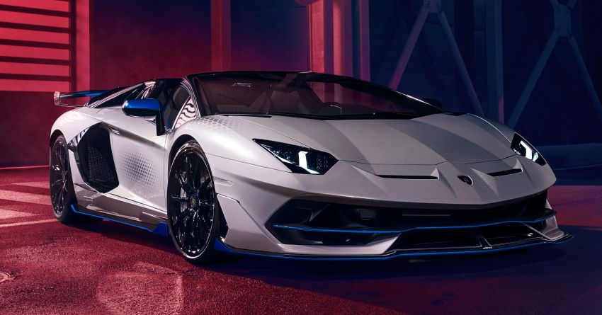 Lamborghini Aventador SVJ Xago debuts – hexagon-themed limited-edition model; only 10 units planned Image #1149548