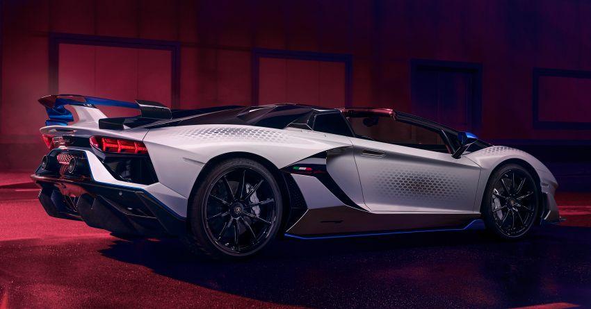 Lamborghini Aventador SVJ Xago debuts – hexagon-themed limited-edition model; only 10 units planned Image #1149550