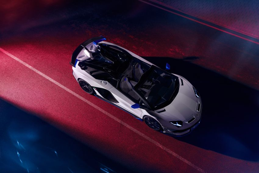 Lamborghini Aventador SVJ Xago debuts – hexagon-themed limited-edition model; only 10 units planned Image #1149556