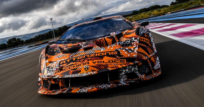 Lamborghini teases new model set for July 8 debut Image #1141462