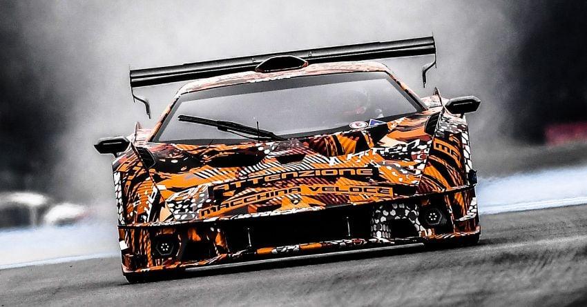 Lamborghini bakal tunjuk model baharu pada 8 Julai Image #1141560